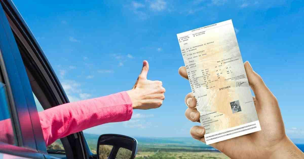 Comment obtenir une carte grise sans assurance?