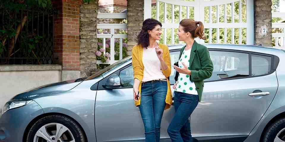Est-il possible de prêter ma voiture?