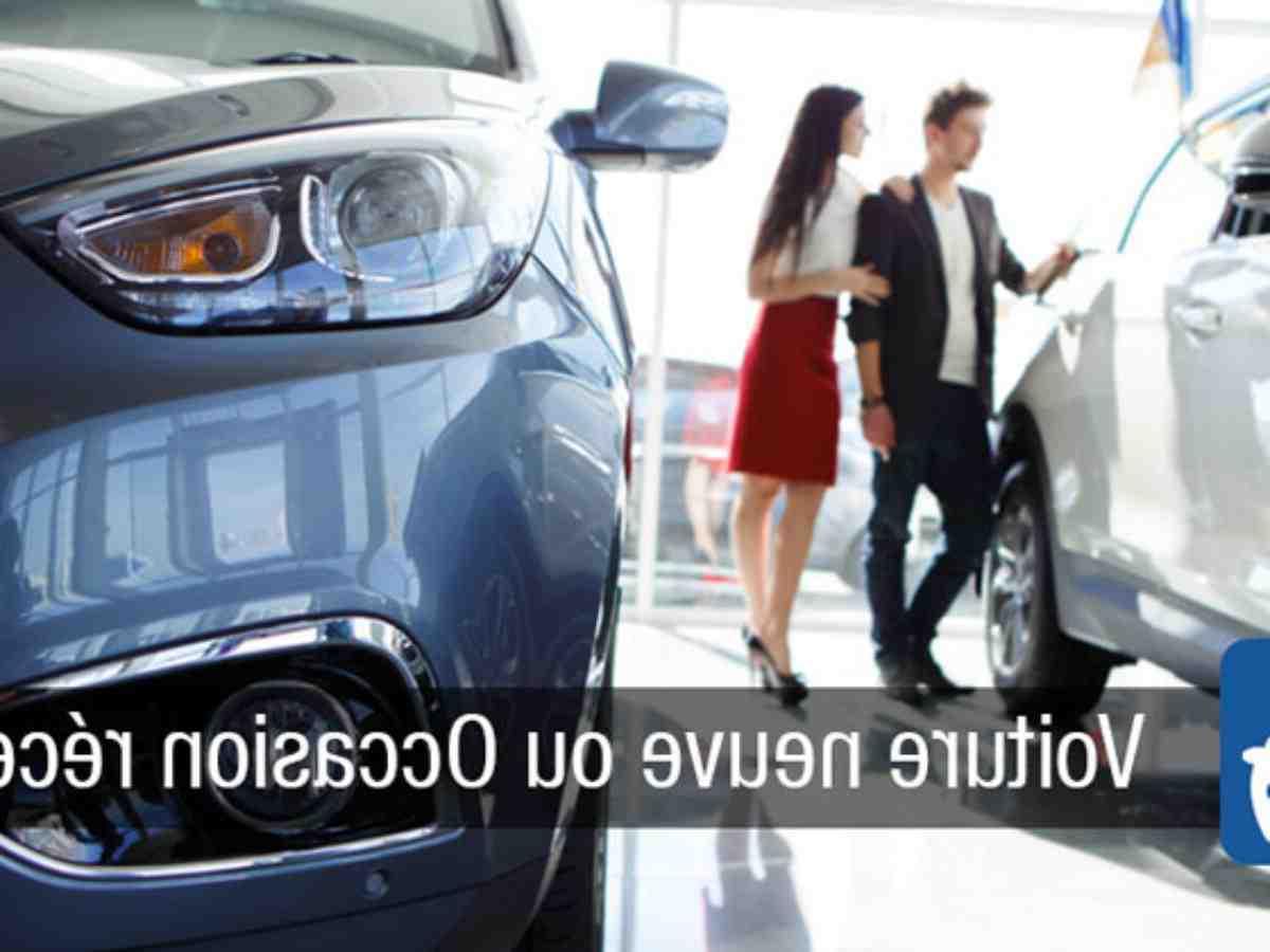 Quelle voiture est préférable d'acheter maintenant?