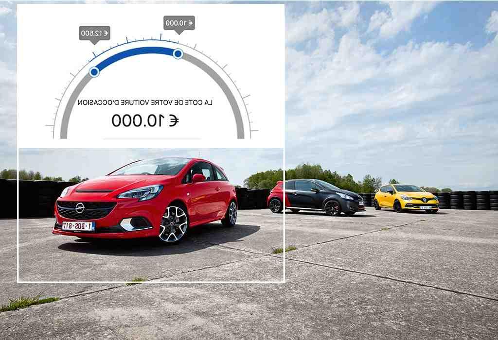 Comment pouvez-vous évaluer la valeur d'une voiture?