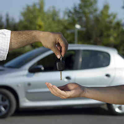 Quel est le kilométrage de la voiture utilisée?