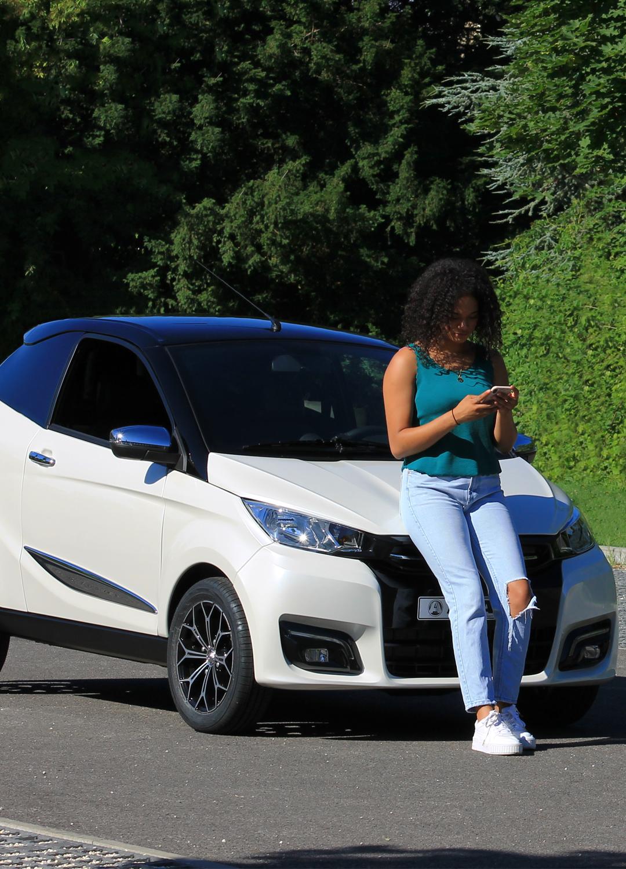 Quelle est la meilleure marque de voiture sans conducteur?