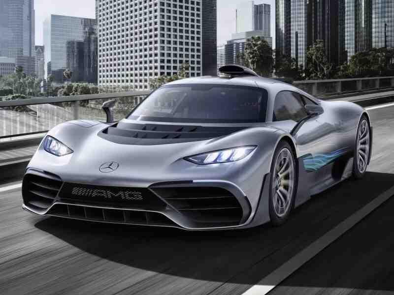 Quelle est la voiture la plus rapide de 0 à 100?