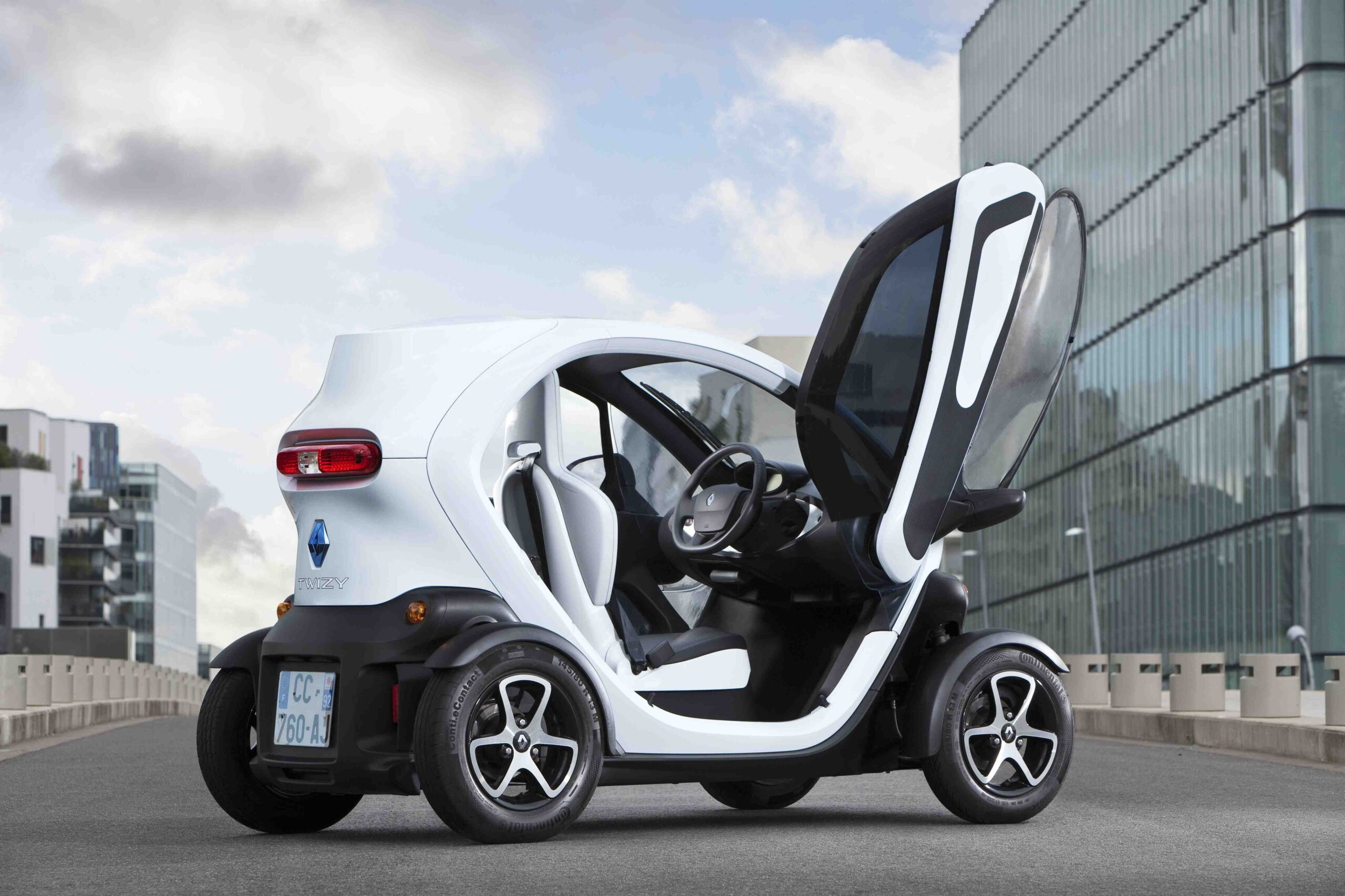 Comment charger Twizy?