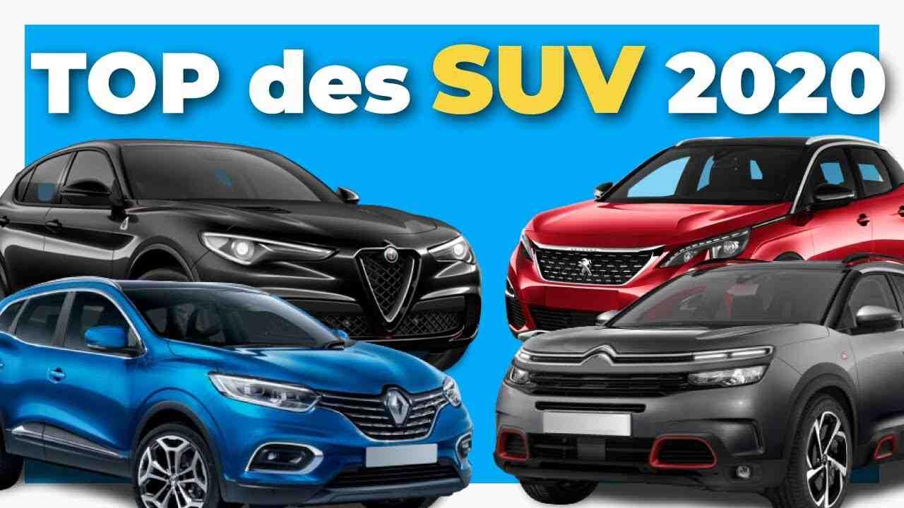 Quel SUV achètera-t-il en 2020?
