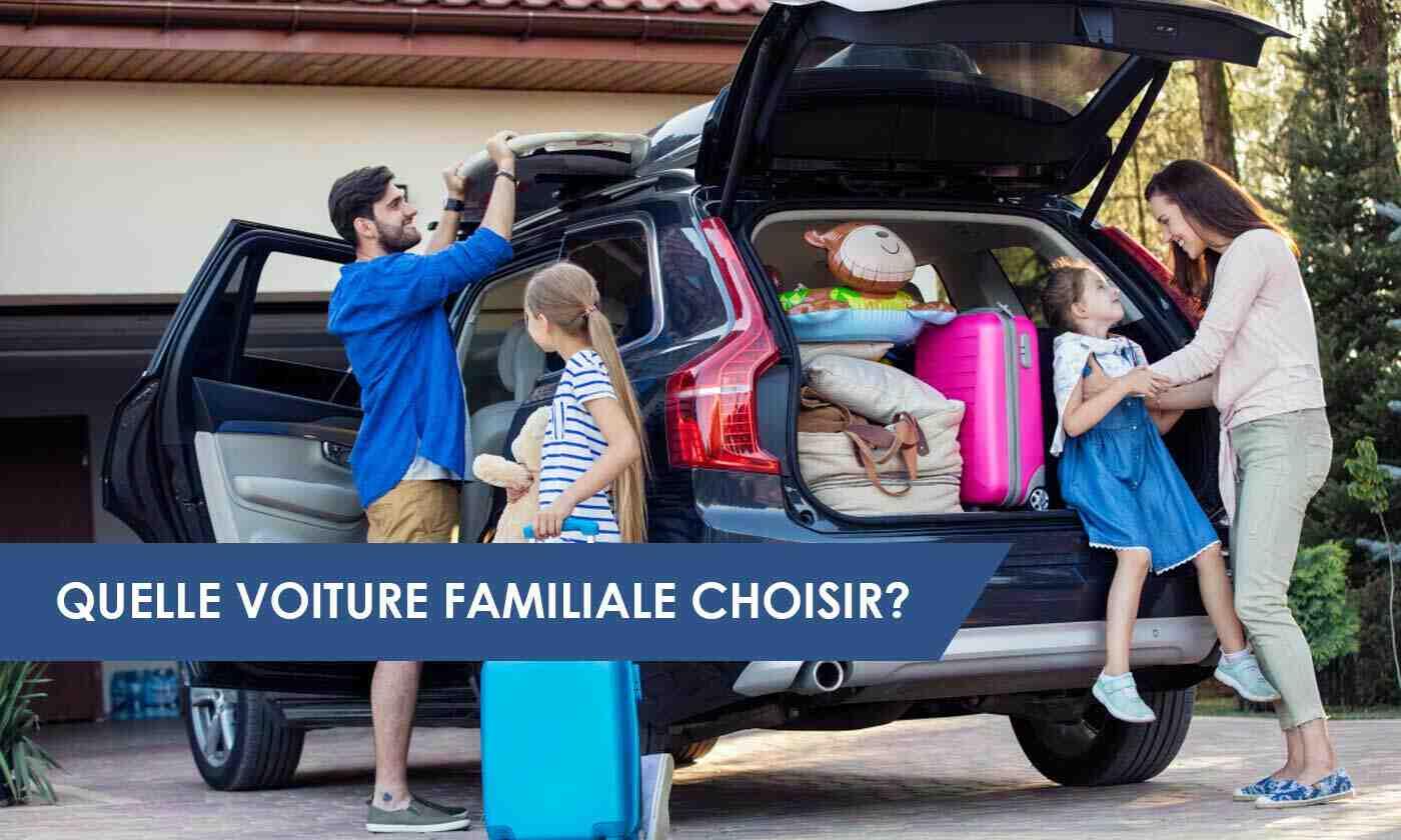 Quel SUV est pour une famille de 4 personnes?