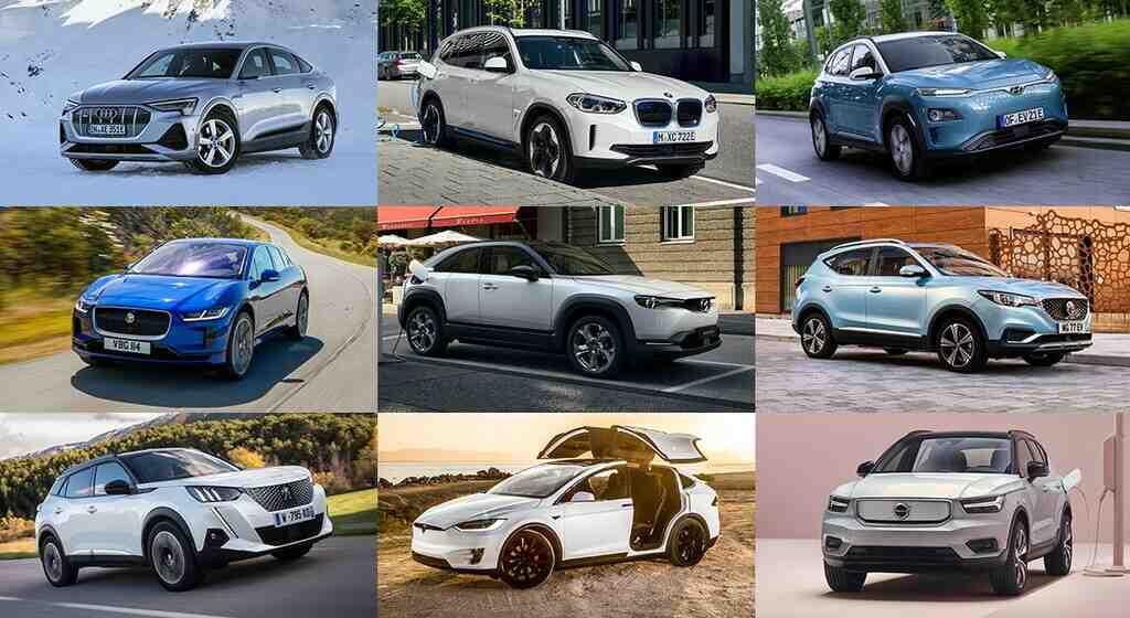 Quel est le meilleur SUV électrique?