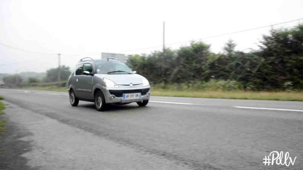 Quel trajet en voiture sans permis?