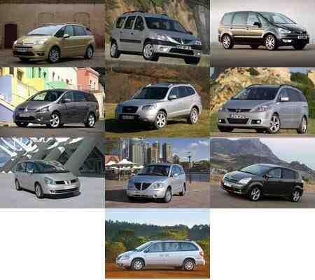 Quelle voiture acheter pour une famille de 5 personnes?