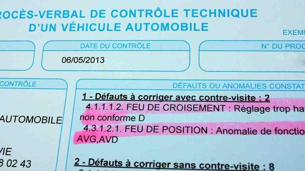 Comment assurer une voiture sans contrôle technique?