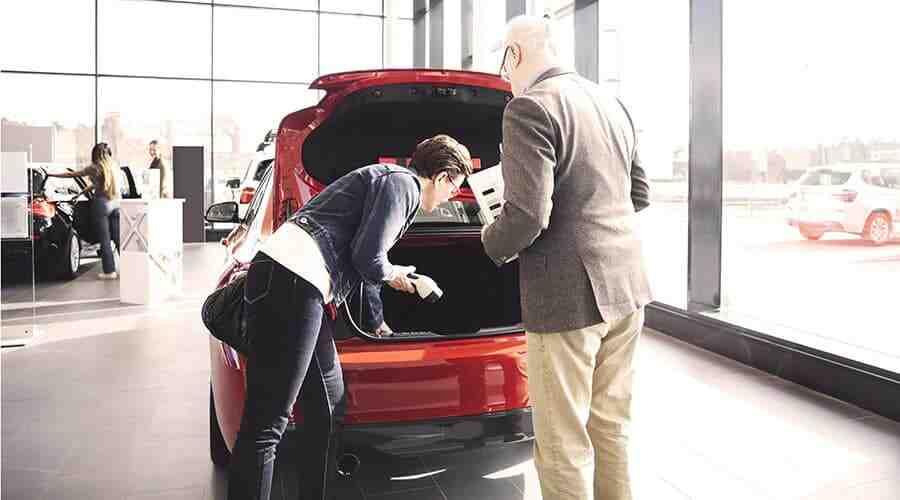 Comment assurez-vous la voiture après l'achat?