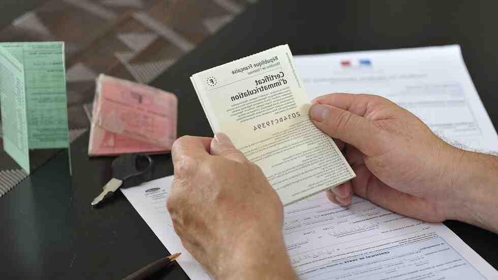 Comment envoyer un certificat de transfert au préfet?