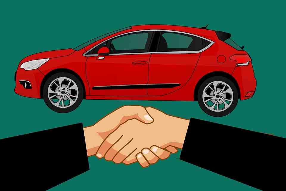Comment récupérer votre voiture?
