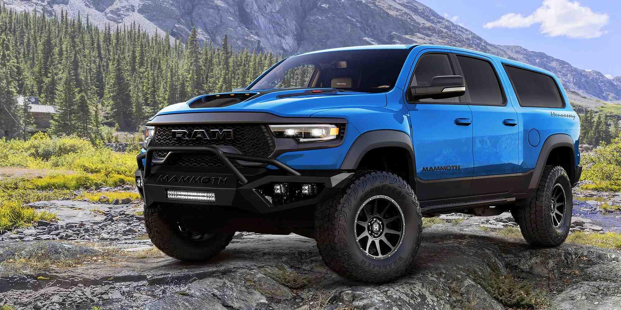 Quel SUV pour la montagne ?