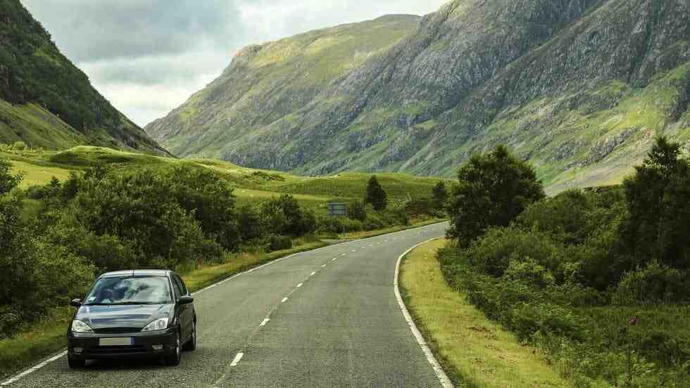 Quel moteur sur la route de montagne?