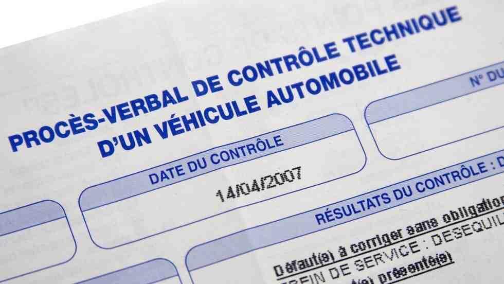 Quel recours contre le contrôle technique?