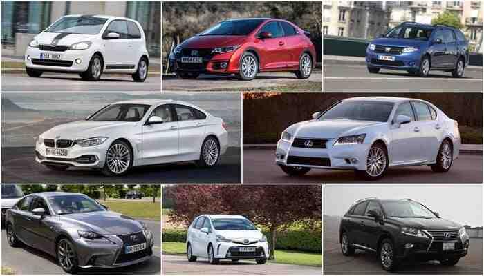 Quelle est la meilleure marque de voiture?