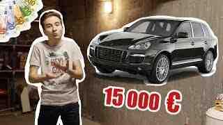 Quelle est la nouvelle voiture à 15 000 €?