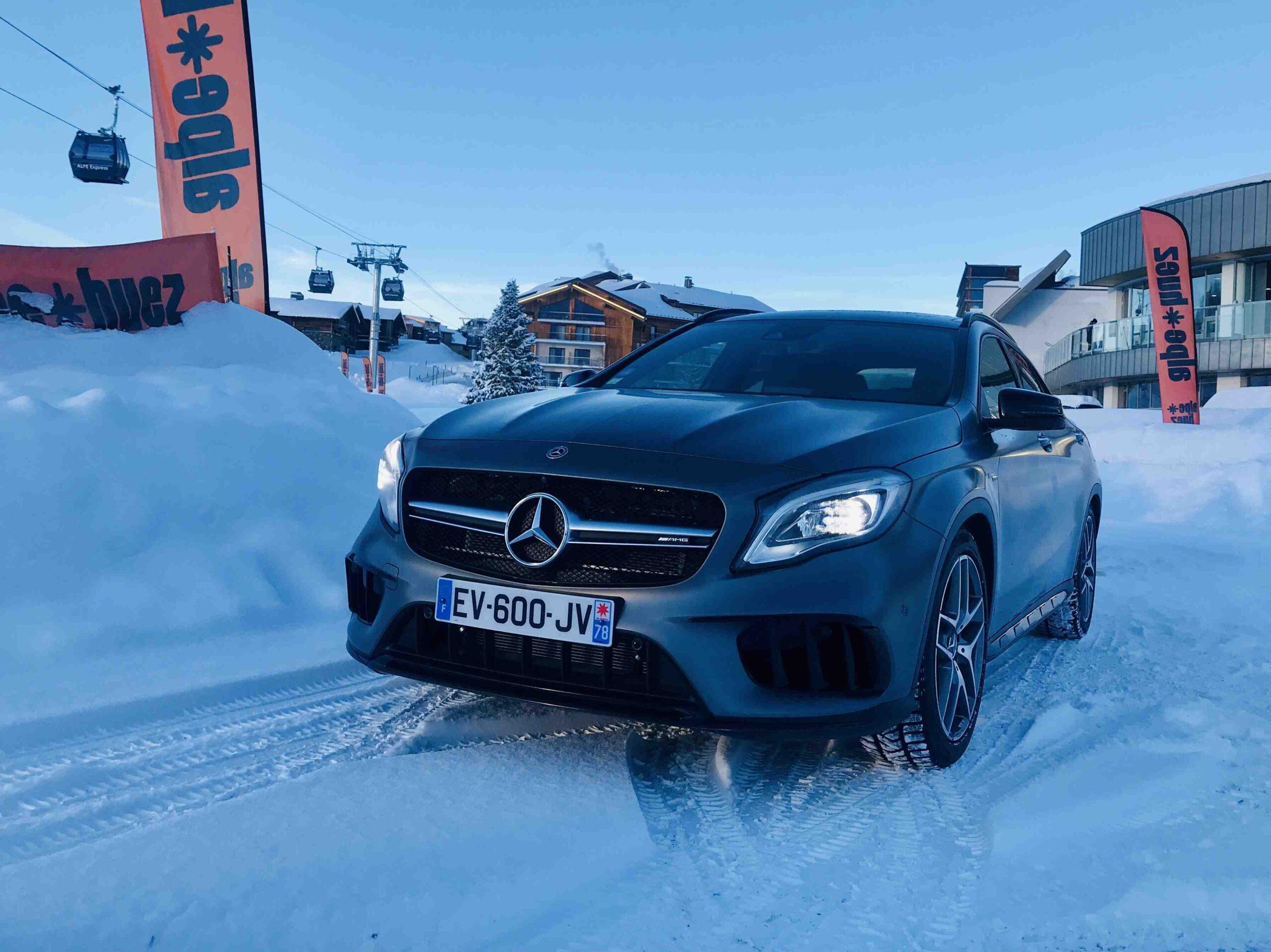 Quelle voiture quand on habite à la montagne ?