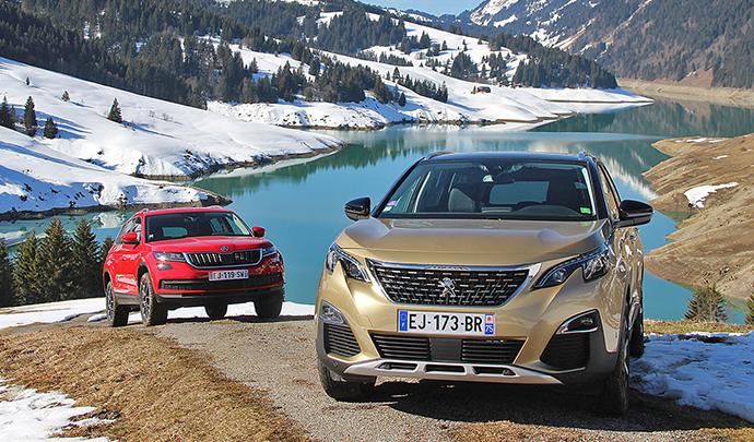 Quelle voiture quand tu habites à la montagne?