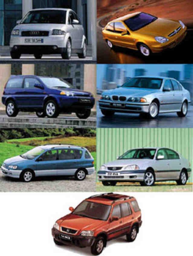 Quelles sont les voitures d'occasion les plus fiables?