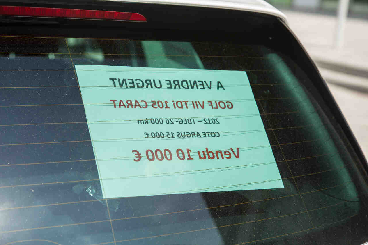 Quels papiers de vente pour votre voiture d'occasion?