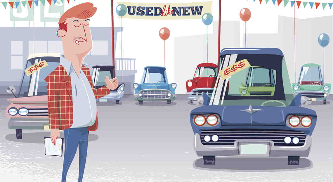 Quels papiers pour acheter une voiture à un particulier ?