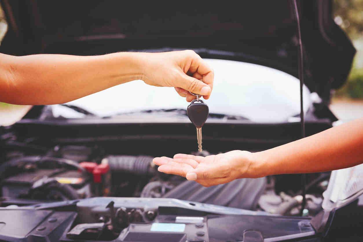Qu'en est-il lorsque vous achetez une voiture sans contrôle technique?