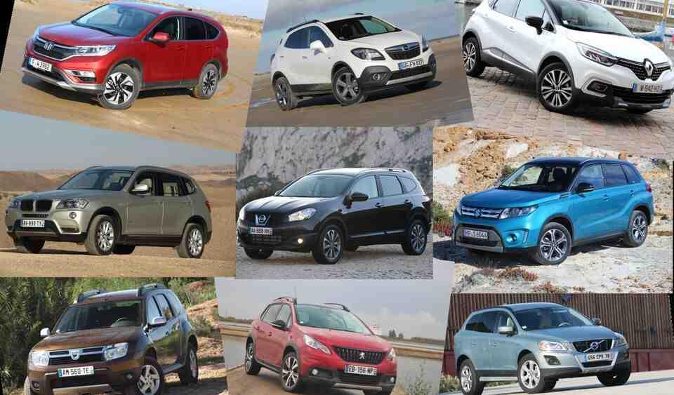Qu'est-ce qu'un SUV pour 15 000 euros?
